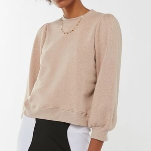 3/$60 NWT UO Project Social T Puff Sleeve Sweater